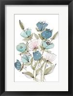 Framed Blooming Spring II