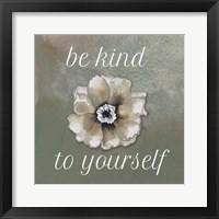 Framed Be Kind