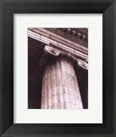 Architecture III Framed Print