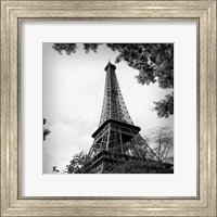 Framed Last Day in Paris