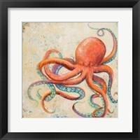 Framed Creatures of the Ocean II