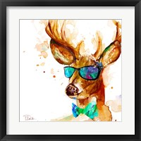 Framed Cool Deer