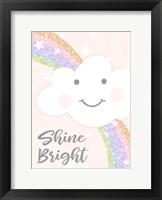 Framed Shine Bright