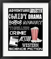 Framed Adventure in Cinema