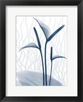 Framed Blue Dawn 1