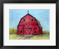 Framed Relaxing Barn 2