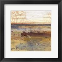 Framed Striking Oasis 1