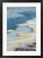 Framed Pool Detail, Yellowstone National Park