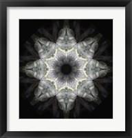 Framed Colorful Kaleidoscope 18