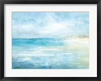 Framed Sandy Cove