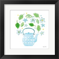 Framed Organic Tea III