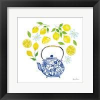 Framed Organic Tea II