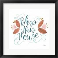 Framed Home Sweet Home IV