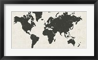 Framed Kami Map No Patterns