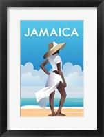 Framed Jamaica