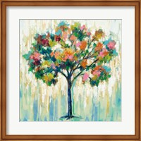 Framed Blooming Tree