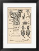 Framed English Renaissance VII