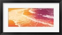 Framed Bright Beach