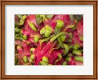 Framed Dragon fruit