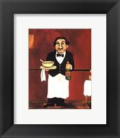 Gaston Framed Print