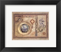 Framed Asian Elements III