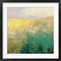 Framed Meadow Abstract