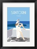 Framed Santori