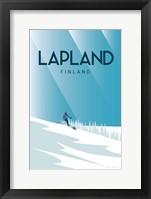 Framed Lapland