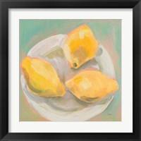 Framed Life and Lemons I