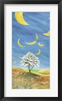 Framed Lune Cadenti