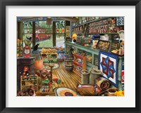 Framed Country Store