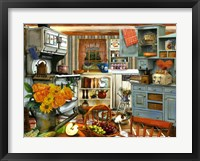 Framed Grandma's Kitchen