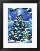 Framed O Christmas Trees