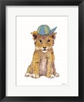 Framed Cool Cub