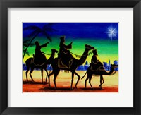 Framed Bright Shining Star