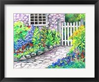 Framed Garden Gate