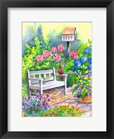 Framed Peaceful Place