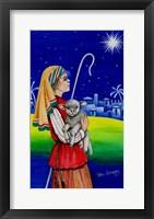 Framed Shepherds' Star