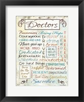 Framed Doctors Are