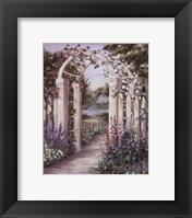 Framed Garden Escape II