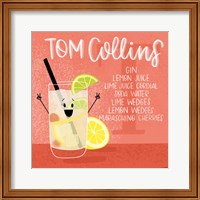 Framed Tom Collins