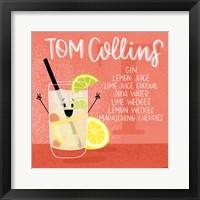 Framed Tom Collins
