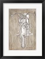 Dream Cycle No. 2 Framed Print