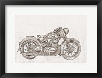 Sweet Ride No. 1 Framed Print