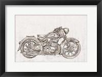 Framed Sweet Ride No. 1