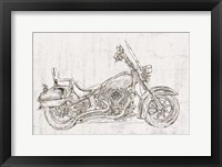 Framed Sweet Ride No. 2