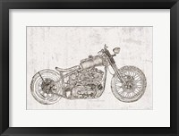 Sweet Ride No. 3 Framed Print