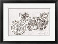 Sweet Ride No. 4 Framed Print