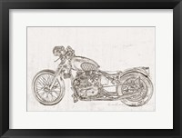 Sweet Ride No. 5 Framed Print