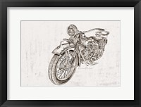Sweet Ride No. 6 Framed Print